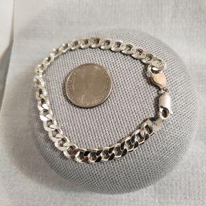 Sterling Silver (925) Bracelet